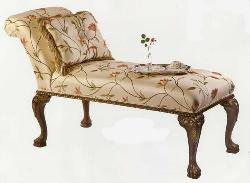French Upholstery Bench For Bedroom