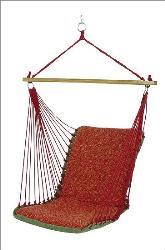Red Hammock Chair