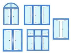 UPVC windows and doors for sale
