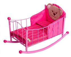 Baby Rocking Cradle