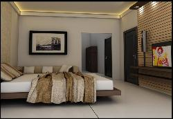 Bedroom Interior and decor