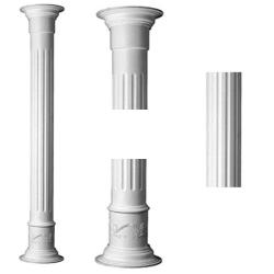 Decorative Pillar for Indoor and Outdoor