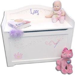 Toy Box for Baby Room