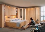 Awesome utilization for the space under the bed