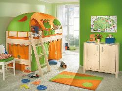 Cool Bed Design for Kids Room