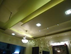 POP false ceiling design in different levels