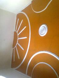 Wall or ceiling  pop design