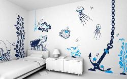 Wall Decoration Ideas for Kids Room