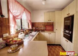 small kitchen wall fitted appliances