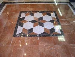 Design for tile floor