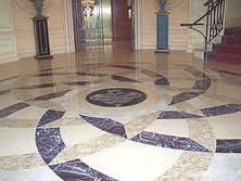 Concrete design for flooring