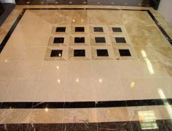 Design for tile flooring
