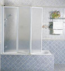 Folding shower enclosure for Bathroom