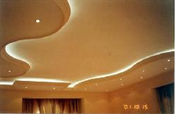 POP Ceiling Design and Lighting
