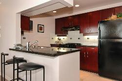 Kitchen Furniture- Barr stools and counter top