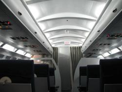 Flight BOING A 320 Interior MOCK-UP