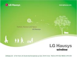 LG UPVC WINDOWS