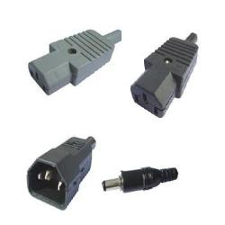 different power plugs