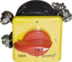 Cam Operated Rotatory Switches