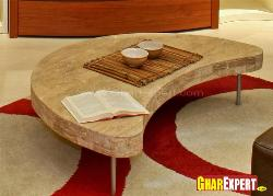 Modern Center Table Design