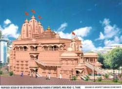 Isckon krishna temple photo