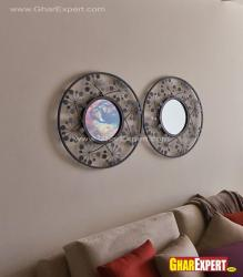 3D photo accents for wall decor