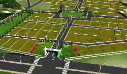 MIDAS PARK. Plots @ Rs400/sq ft only