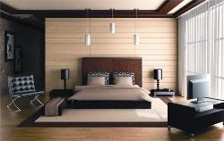 3D Layout for Bedroom