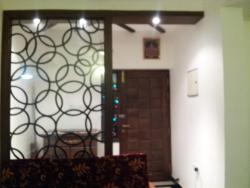 Foyer Glass Partition