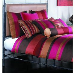 Bright Colored Bed Cover