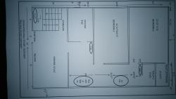2 BHK OVER PLOT SIZE 21X50 FEET