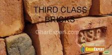 SECON CLASS BRICK WORK