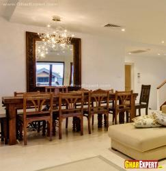 9 seater wooden dining furniture