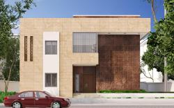 PROPOSED CONCEPT FOR ULTRA MODERN FACADE FOR RESIDENCE-6