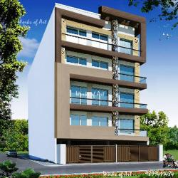 REVISED COPY FOR ONGOING RESIDENTIAL PROJECT AT MALKA GANJ,DELHI-200SQ YDS