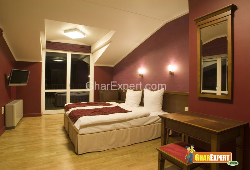 Well Furnished Brown Bed Room