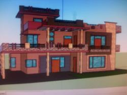 3d view of home