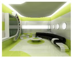 atractive drawing room for your guest
