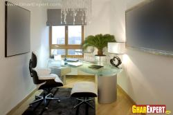Modern design home office furniture for a small space