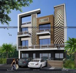 PROPOSED RESIDENCE AT SECTOR-44,GURGAON-ALTERNATE MATERIAL SCHEME