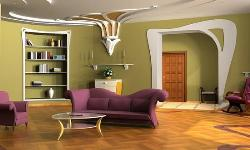 POP Design for both Wall and Ceiling