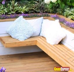 Cushions for garden deck chairs