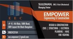 THE EMPOWER CONSTRUCTION COMPANY