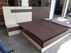 Low height bed side 10'