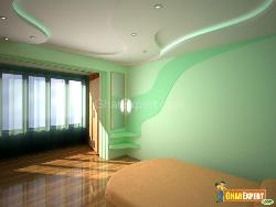 Paint your room with light colors