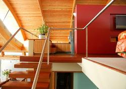 Interior Stairs design for  modern architecture home