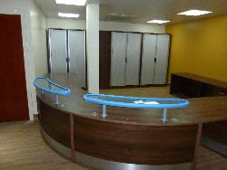 Designing of Reception table