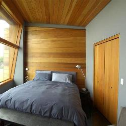 Second Bedroom design with Wood