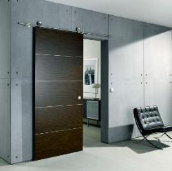 designer sliding door...