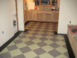Linoleum Kitchen Floor Tiles